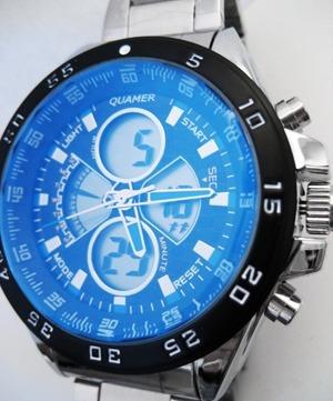 Мужские часы Quamer (Q6)