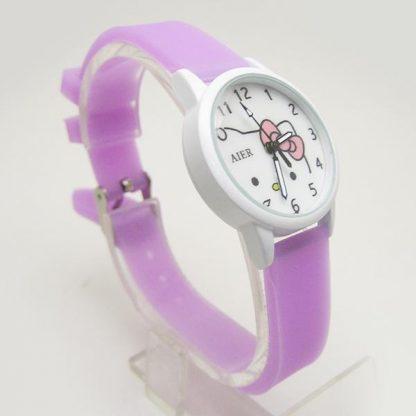 Детские часы (К12421) ремешок светится в темноте