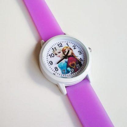 Детские часы (С3321) ремешок светится в темноте