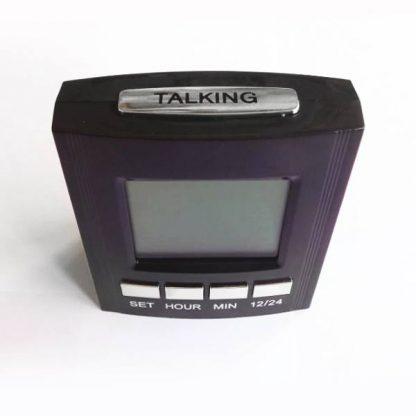 Настольные говорящие часы (SH-691)