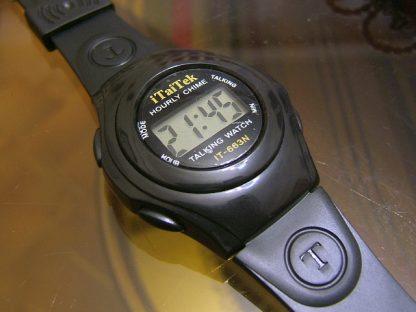Наручные говорящие часы Itaitek (Talk2)