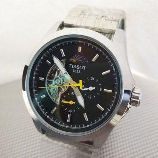 Мужские часы Tissot (TS80m) механика с автоподзаводом