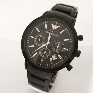 Мужские часы с хронографом Armani (452991A)