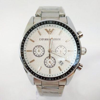 Мужские часы с хронографом Armani (452992A)